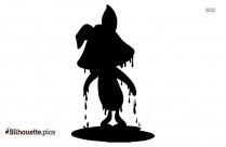 Pooh Heffalump Silhouette Clip Art