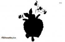 Mickey Mouse Mother Silhouette Icon