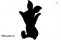 Daisy Duck Lady Silhouette Drawing