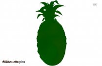 Pineapple Fruit Silhouette Picture