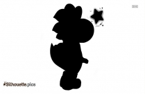Tom Cat Silhouette Clipart