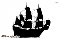 Boat Silhouette Images, Pictures