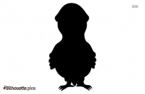 Pirate Parrot Silhouette Clip Art