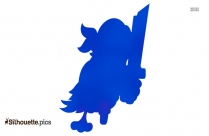 Pirate Parrot Clip Art Image
