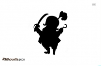 Pirate Silhouette Free Download
