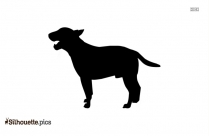 Free Firefighter Dog Silhouette