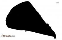 Black Sausage Silhouette Image