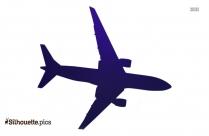 Aircraft Silhouette Art, Vector