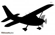 Aeroplane Silhouette Clipart Download