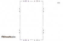 PNG Cute Border Outline