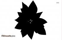 Flower Illustrations Art Silhouette