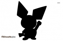 Pokemon Mudkip Logo Silhouette For Download