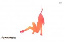 Paso Doble Dancer Silhouette Illustration