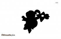 Go Diego Go Silhouette Drawing