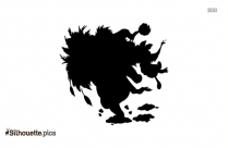 Tigger And Winnie The Pooh  Silhouette