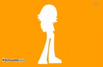 Powerpuff Girl Silhouette