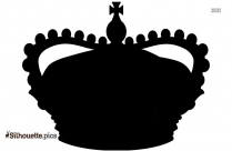Prince Asturias Crown Silhouette Icon