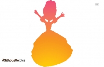 Princess Clipart Silhouette Images
