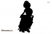 Disney Princess Aurora Sleeping Beauty Silhouette