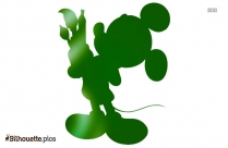 Mickey Mouse Disney Silhouette Picture