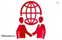 Procurement  Clipart || Global Trade International Silhouette