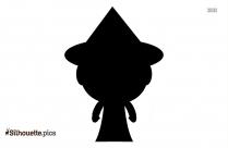 Professor Minerva Cartoon Silhouette