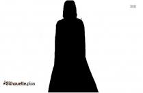 Professor Severus Snape Silhouette Picture