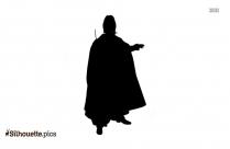 Professor Severus Snape Silhouette