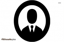 Profile Logo Silhouette Image And Vector