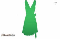 Prom Dresses Silhouette Image And Vector