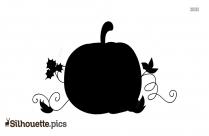 Halloween Pumpkin Clip Art Silhouette