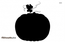 Pumpkin Pulp Silhouette