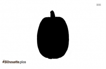 Pumpkin Silhouette Picture For Free Download