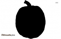 Pumpkin Silhouette Vector And Graphics