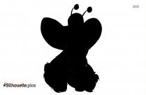 Queen Koopa Silhouette Image