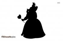 Black Speedy Gonzales Silhouette Image
