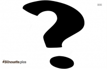 Question Mark Clip Art Vector Silhouette Free Download