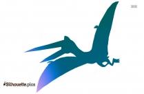 Quetzalcoatlus Silhouette