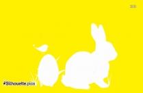 Bunny Rabbit Silhouette