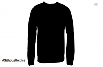 Ragnar Wool Sweater Silhouette