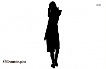 Raincoat Silhouette Picture