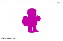 Ron Weasley Symbol Silhouette