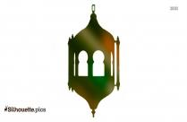 Ramadan Lamp Clipart