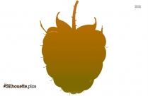 Blackberries Clipart Silhouette Image And Vector