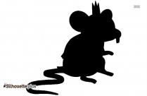 Ferret Silhouette Vector And Graphics