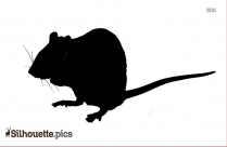 Rat Silhouette Png
