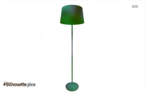 Hanging Lamp Silhouette
