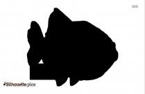 Piranha Fish Silhouette