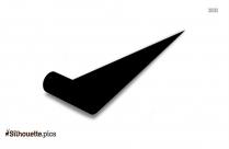 Carpet Silhouette Black And White