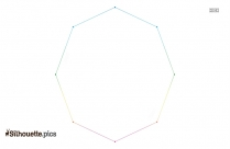 Regular Polygon Silhouette
